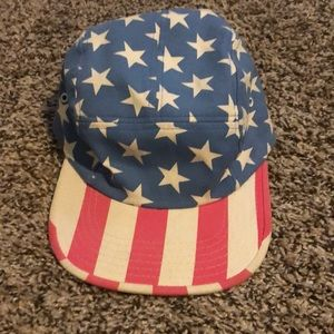 Stars and Strips Hat